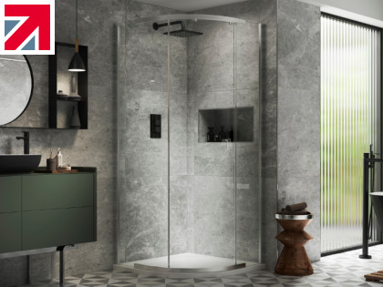 KUDOS EXPANDS PINNACLE8 SHOWER ENCLOSURE RANGE