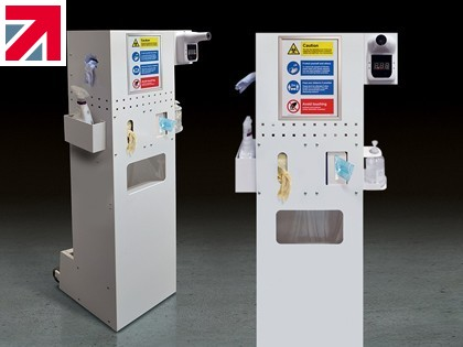 Dura launch an 'all-in-one' Sanitisation Station, to help workspaces stay COVID-Secure
