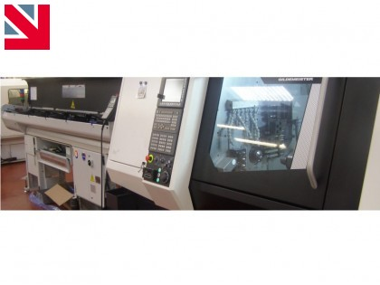 Investment in a second CNC lathe to further enhance production and new product development capabilities