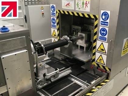 Howdon delivers the right results for new European electric vehicle testing rig