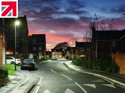 Darlington Council choose Thorn Lighting for a refurbishment of major and residential roads