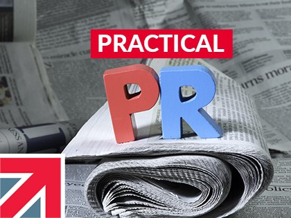 10 NOV 2020: Pick up some practical PR tips - free webinar for members