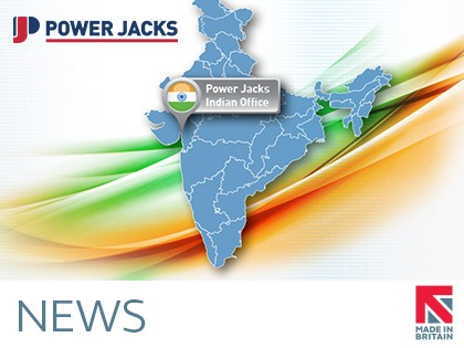 Powerjacks open new office in India