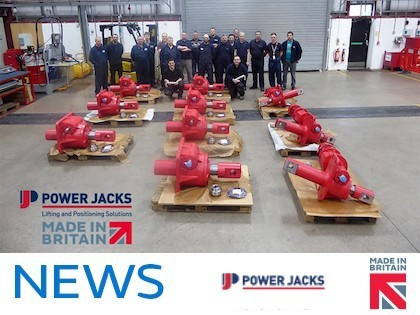 Power Jacks lift athletes to new heights in Australia