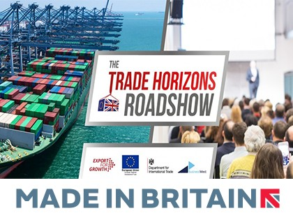 Trade Horizons Roadshow with Business West | FREE 1-2-1 for MiB Members