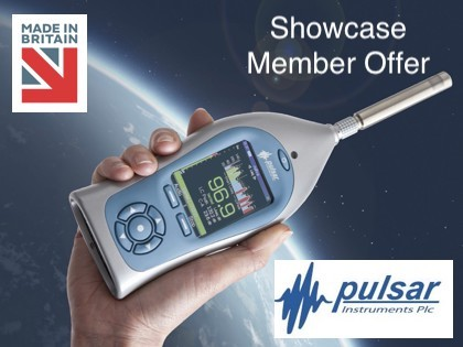 Buy Pulsar noise measuring kit online