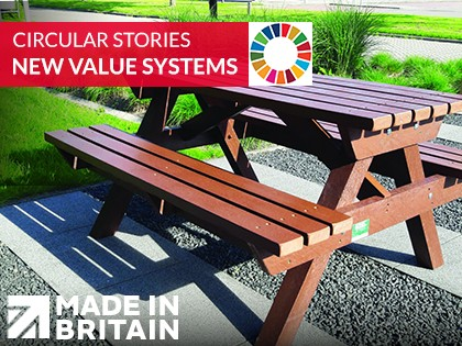 Circular Stories | New Value Systems Made in Britain