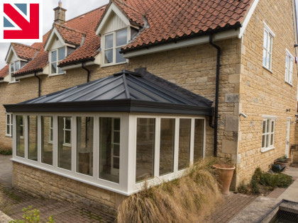 Conservatory Makeover Offers Sustainable Solution