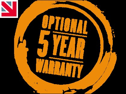 Timberwolf announces industry-first five year warranty