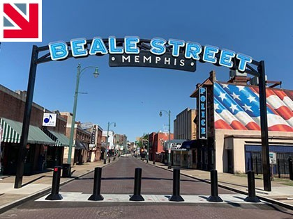 America's most iconic street protected by Yorkshire manufacturer