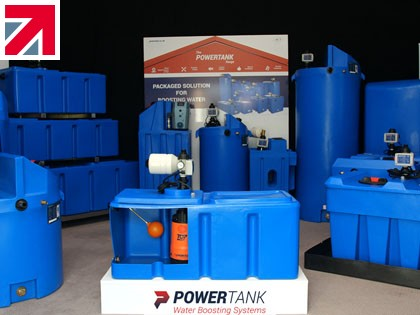 Introducing POWERTANK a water-boosting solution from Pedrollo