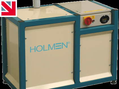 First Holmen NHP300 Inline Durability Tester sold in the Asia Pacific region to major feed manufacturer