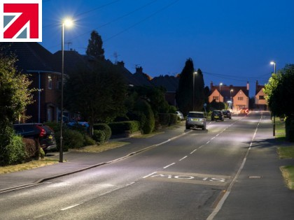 Thorn Lighting supports  Derbyshire County Council's efforts to tackle climate change