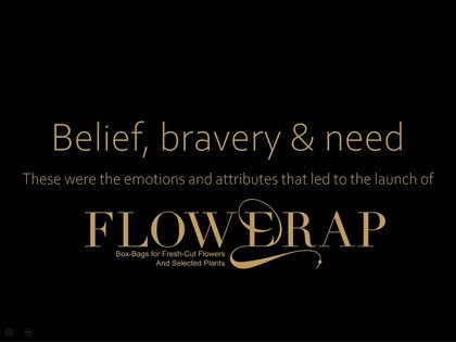 Enjoy a great show and sell presentation from Flowerap