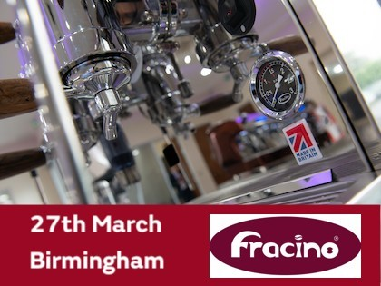 WORKSHOP | Midlands | Fracino |WKS019