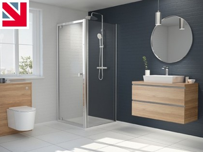 Kudos new Original6 - UK designed and hand-built shower enclosures