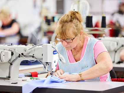 First Corporate Clothing qualifies for Made in Britain membership