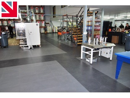 Antistatic flooring; useful advice from Ecotile