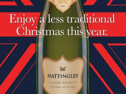 Let Hattingley Valley send you some Christmas cheer