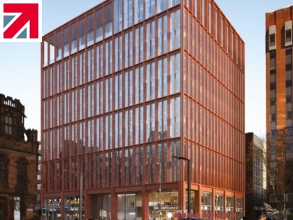 BrightLEDs latest prestigious project - 125 Deansgate Manchester