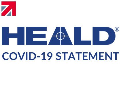 COVID-19 Business Statement from Heald