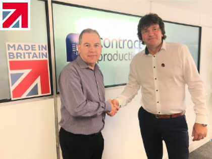 North Yorkshire manufacturer welcomes new operations manager to support continued growth and development