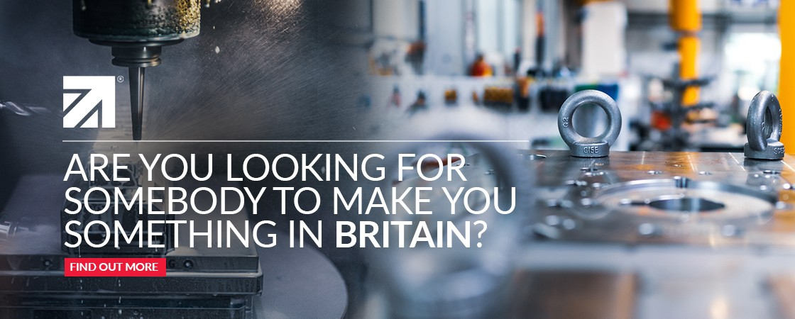 Are you looking for somebody to make you something in Britain?