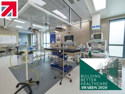 Catfoss Nominated for 'Best Modular/ Mobile Healthcare Facility' at Building Better Healthcare Awards