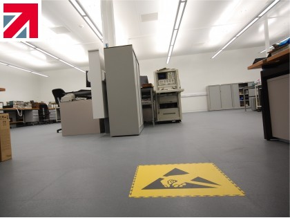 Everything you need to know about ESD and Antistatic flooring