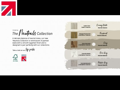 Market leader Multipanel announces launch of Neutrals Collection