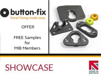Buttonfix celebrates Made in Britain accreditation with FREE product sample for members