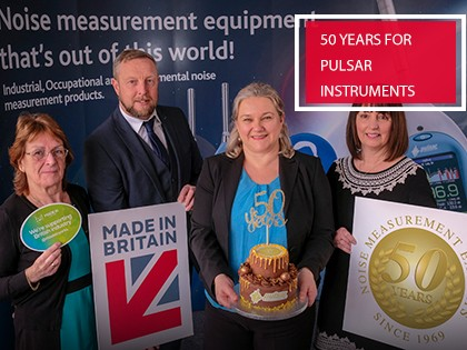 Silicon Valley to Yorkshire secured 50 years of Pulsar success