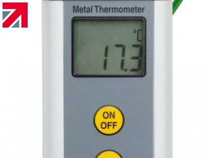 Electronic Temperature Instruments launches two durable thermometers for catering and food processing applications