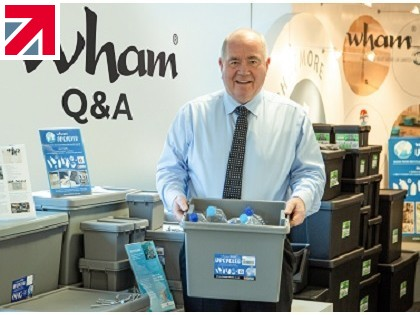 Q&A with Tony Grimshaw OBE, Export Champion and Director at the UK's Leading Housewares Manufacturer: What More UK