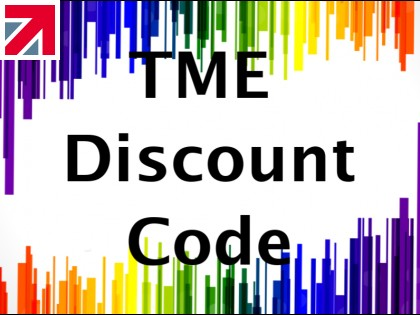 Get a COVID-19 front line discount code for TME Thermometers