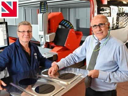 £1/2M investment for UK manufacturer in centenary year