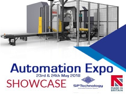Join the experts at SP Technology's FREE two-day Automation Expo