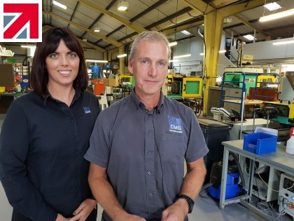 Made in Britain member CMG is featured in manufacturing TV show