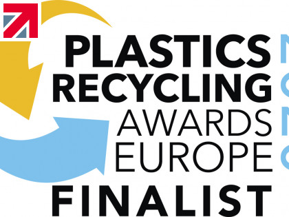 What More UK is the only UK housewares company shortlisted for Plastics Recycling Awards Europe
