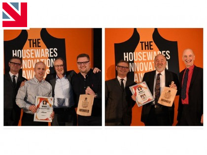 What More UK Awarded at the Innovation Housewares Awards 2019