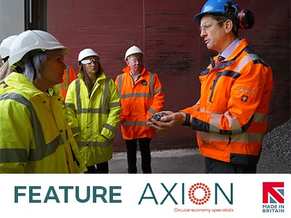 AXION Polymers promote 'demand creation' at Manchester Workshop