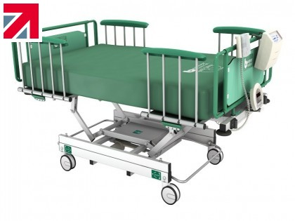 Benmor Medical adds another patent to their product range. Innovative bariatric bed patent granted in the UK and Europe