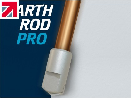 LINIAN's latest innovation – the EARTH ROD PRO.