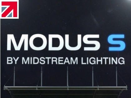 Introducing the Modus S Series by Midstream Lighting