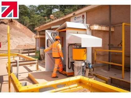 How Tarmac worked with Air Control Industries to create a cutting-edge de-dusting solution for the quarrying industry