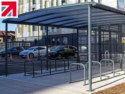 Introducing- NBB Outdoor Shelters!