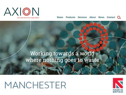 WORKSHOP Review | Axion, Manchester