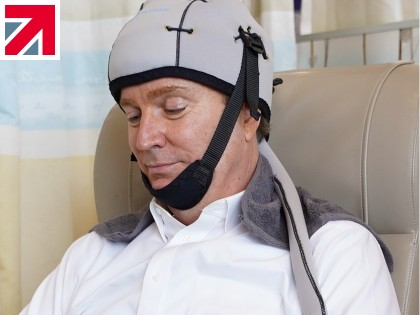Rutherford Cancer Centres in the UK choose Paxman as their scalp cooling partner