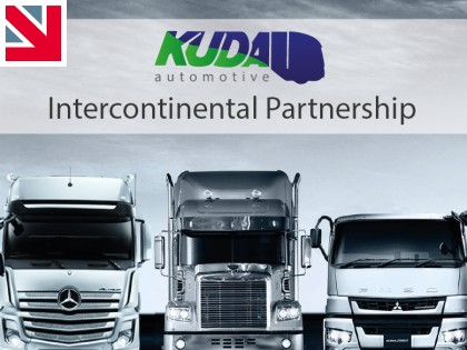 Kuda secure new intercontinental partnership with Daimler Australia