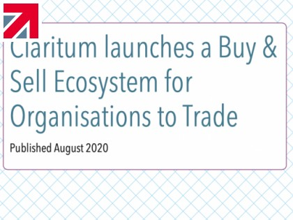 Claritum Launches Buy and Sell Ecosystem